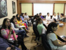 Workshop on PCOS at KDDL Chandigarh by Lipi Foundation