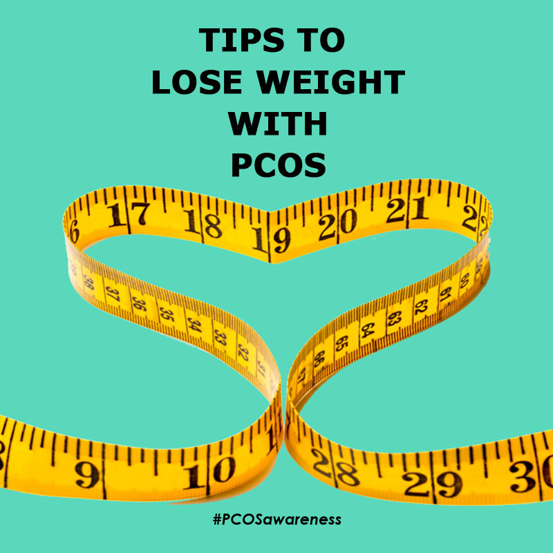Tips to lose weight with PCOS blog by Lipi-Foundation