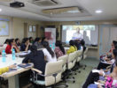 Workshop on PCOS at Allengers Medical Systems, Chandigarh by Lipi Foundation (7)